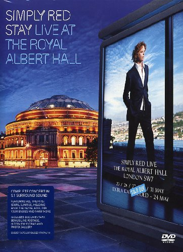 Simply Red: Stay - Live at the Royal Albert Hall by Universal Music