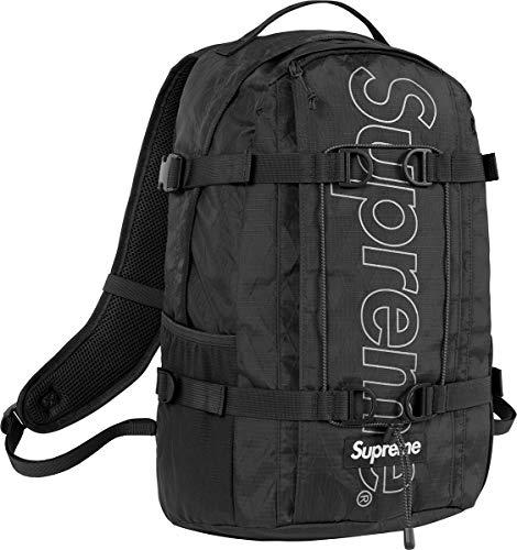 (Oyoco Backpack Youth Adult Backpack Shoulder Bag School Bag Book bag (black))