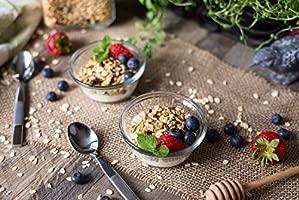 CRAPOLA! Cereales de granola de arándano y naranja (todo ...