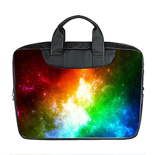 DongMen wasserdichte Gewebe Schulter Messenger Laptop Tasche f¨¹r 11 Zoll Macbook Air / Notebbook Custom Design A