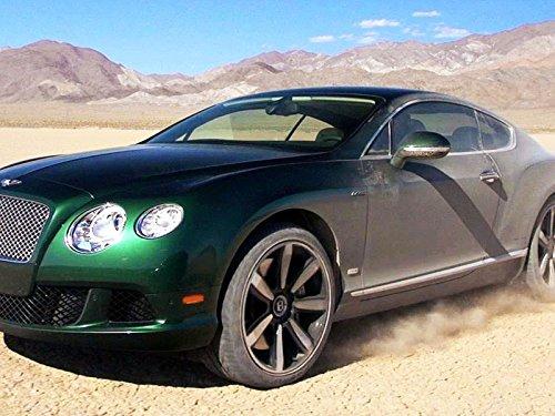 Area 51 to Reno Air Races! 2014 Bentley Continental GT Soars Through Nevada!