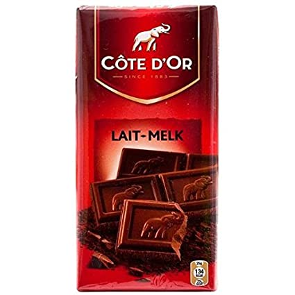 Cote DOr Cote DOr Leche Con Chocolate ...
