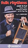 Folk Rhythms: Learn to Play Spoons Bones Washboard [VHS]