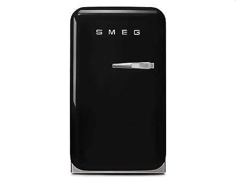 Smeg Kühlschrank Schwarz Gebraucht : Smeg fab5lbl autonome 31l d schwarz kühlschrank u2013 kühlschränke