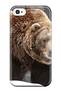 High Quality NkZDnNt25512QciIx Grizzly Bears Tpu Case For Iphone 4/4s
