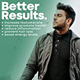 Prostate Support Supplement for Men's Health with