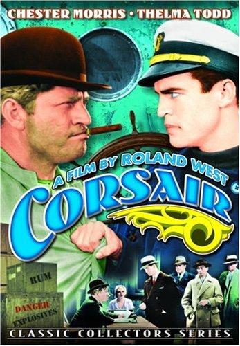 DVD : Corsair (Black & White)