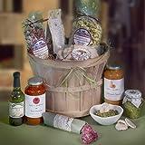Viva La Vida All Natural Italian Gift Basket
