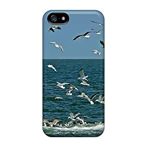 Top Quality Protection Flock Together Case Cover For Iphone 5/5s