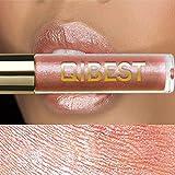 Sky Lipsticks MEIQING Women Glitter Waterproof Long Lasting Lip Gloss Bold Vivid Colorful Lipgloss Glitter Shimmer Lipstick Lip Kit (#27)