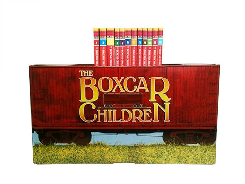 The Boxcar Children Mysteries Box Set: Books One Through Twelve - Book  of the Boxcar Children