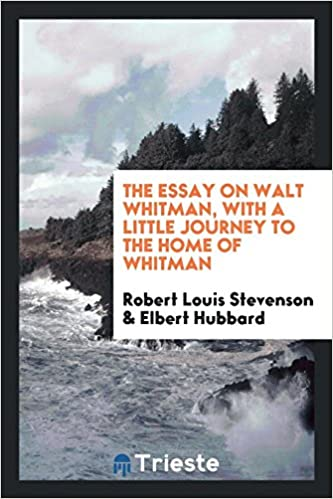 Examples Of Thesis Statements For Persuasive Essays The Essay On Walt Whitman With A Little Journey To The Home Of Whitman  Robert Louis Stevenson Elbert Hubbard  Amazoncom Books Essay On Good Health also Short Essays In English The Essay On Walt Whitman With A Little Journey To The Home Of  Proposal Essay Ideas