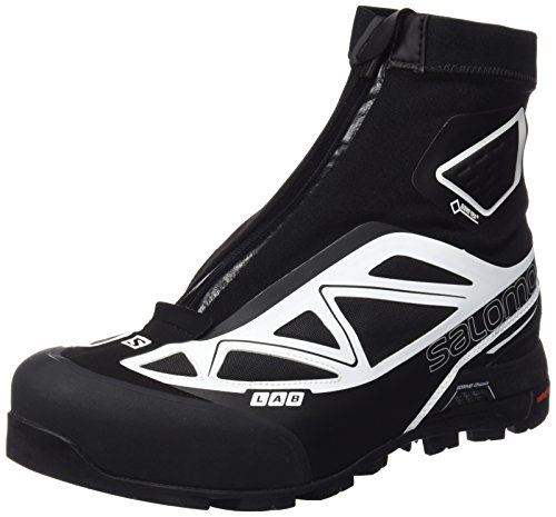 Adults' Black Boots Low Salomon Unisex Rise L36826800 Hiking 1w5PxUqAnH