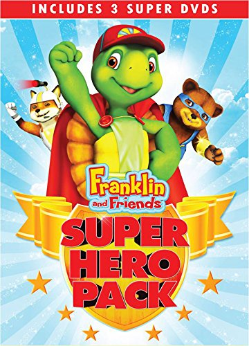 Franklin and Friends: Super Hero Pack