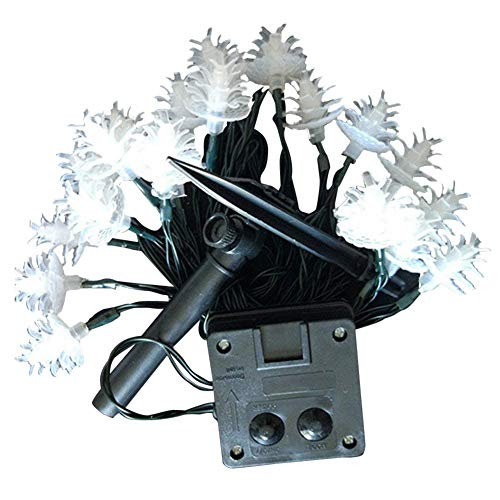 Solar Accent Lighting For Hanging Baskets in US - 1