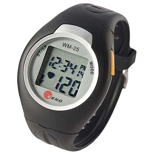 Ekho WM-25 Heart Rate Monitor with Chest Strap For Sale