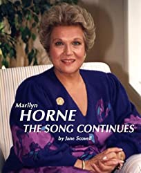 Marilyn Horne: The Song Continues with CD (Audio) (Great Voices)
