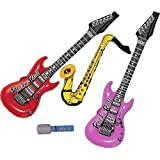 Inflatable Musical Instruments 4pc