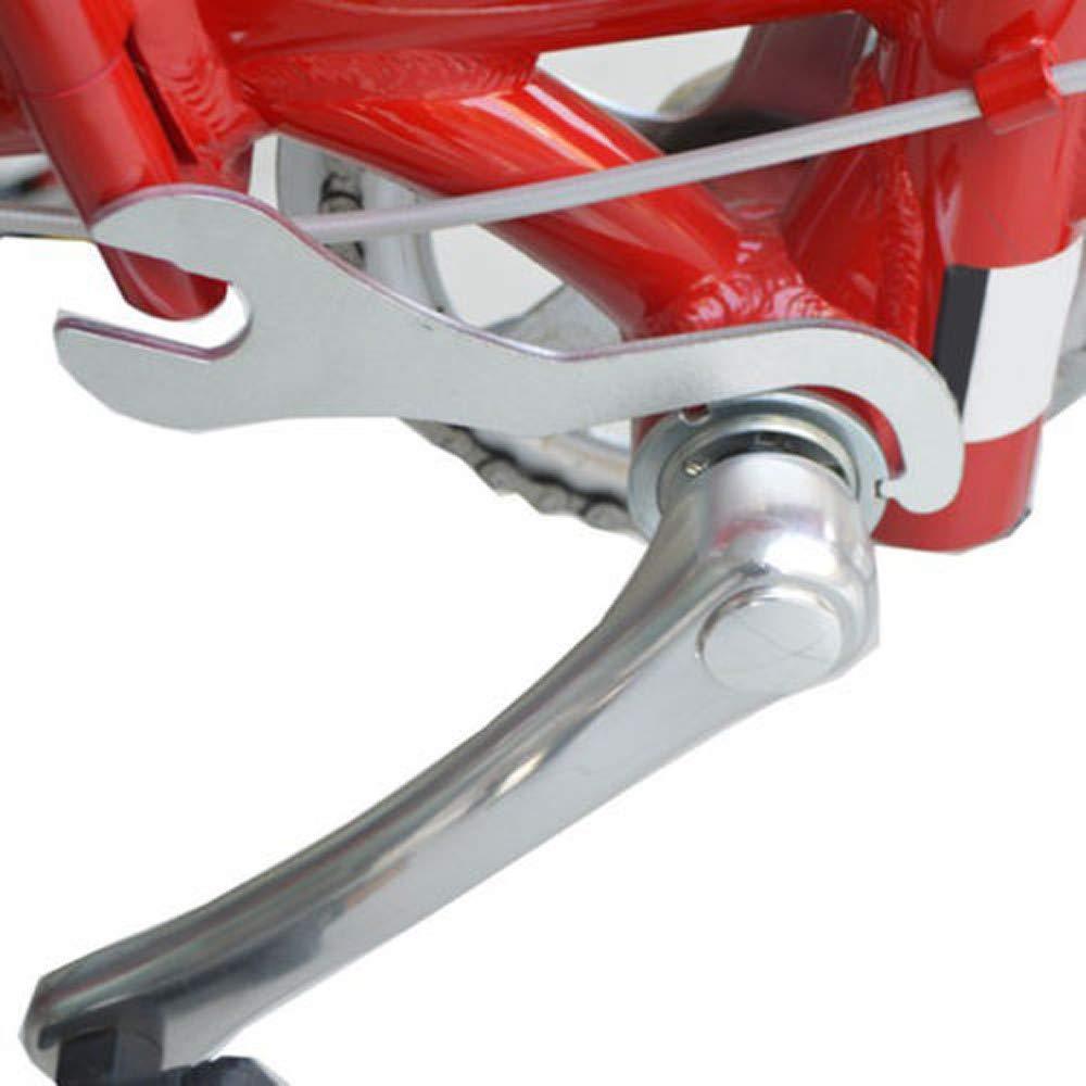 Bague V/élo Verrouillage Remover P/édalier Pedal Spanner Cl/é Outil De R/éparation Pour Le Bricolage VTT