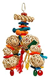 Wicker Vine Foraging - Chew Bird Toy - Medium Size