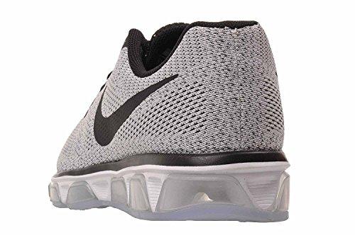 Nike Womens Air Max Tailwind 8 Scarpa Da Corsa (12 B (m) Us, Bianco / Nero)