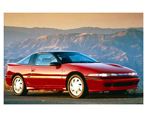 Image Unavailable. Image not available for. Color: 1990 Mitsubishi Eclipse GS Turbo ...