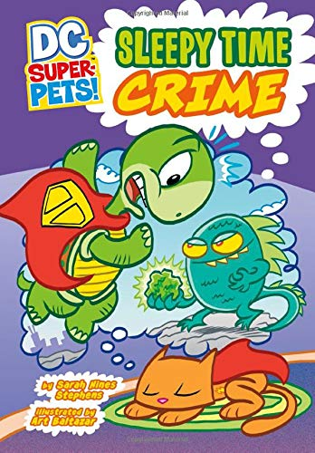 Super Pets Pet Store - Sleepy Time Crime (DC Super-Pets)