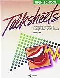 High School Talk Sheets, David Lynn, 0310209315