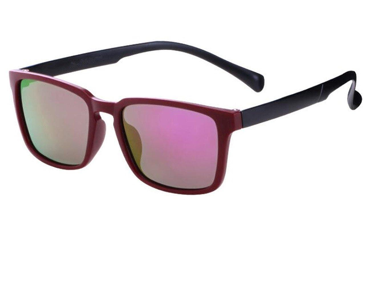 Red black box purple Film SUNGLASSES New Polarized Sunglasses Ladies Fashion Sunglasses Retrocolord Glasses
