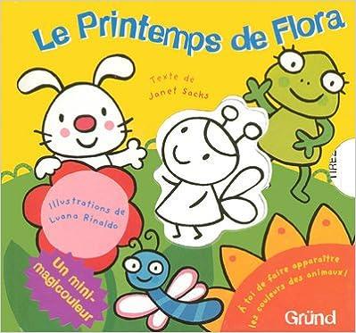 Livres gratuits Le Printemps de Flora pdf, epub