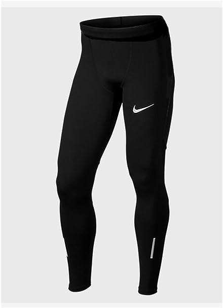: NIKE Men's Power Tech Running Tights: Sports