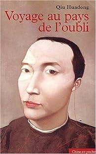 Book's Cover ofVoyage au pays de l'oubli