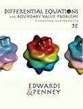 img - for Differential Equations and Boundary Value Problems: Computing and Modeling (3rd Edition) book / textbook / text book