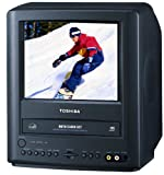 Electronics : Toshiba MV9KD1 9-Inch TV/VCR Combo