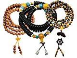 Tibetan Zen Buddhist 108 Prayer Beads Yo