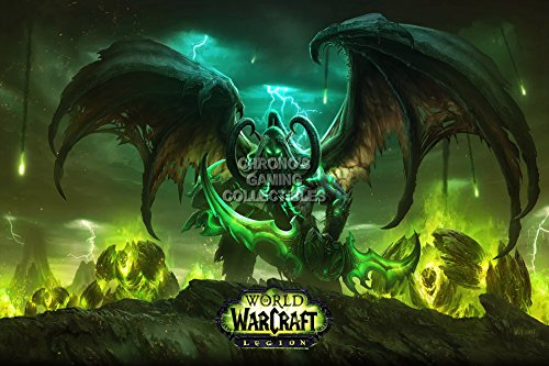 CGC Huge Poster - World of Warcraft Legion PC - EXT170 (24