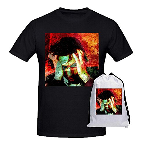 A Life Once Lost A Great Artist T Shirts For Men Crew Neck Black