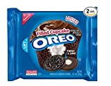 FIlled Cupcake Oreo, Limited Edition, 10.7oz - 2 packs