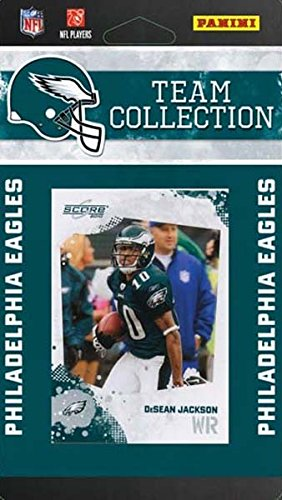 - Philadelphia Eagles 2010 Score Factory Sealed 15 Card Team Set with Brent Celek, DeSean Jackson, Michael Vick and others