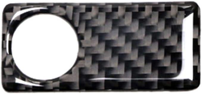 Pandiki Carbon Fiber Car Co Pilot Aufbewahrungsbehälter Für Mercedes C Klasse Hände Halten Aufkleber Mithelfer Für Mercedes C Klasse W205 Auto