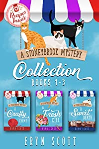 A Stoneybrook Mystery  by Eryn Scott ebook deal