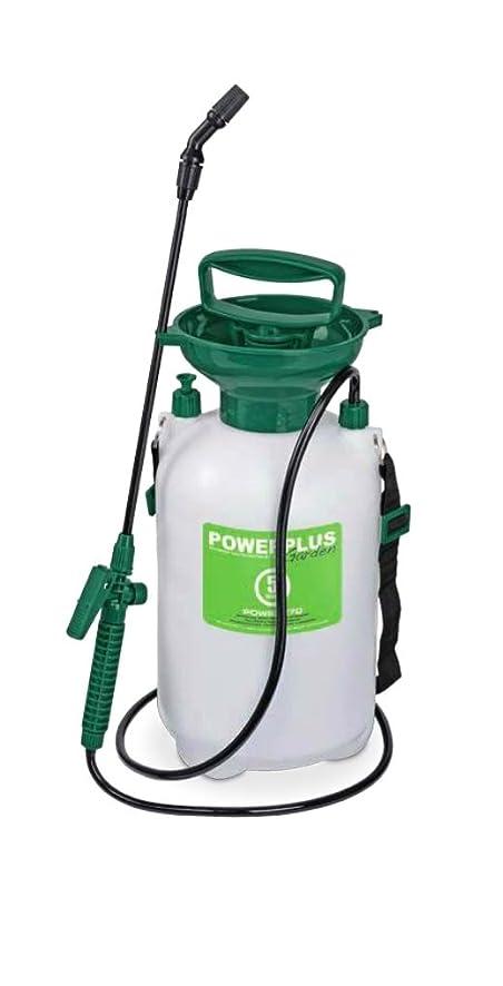 Amazon.com : Handheld Pump Sprayer - 1.25 Gallons (5L) : Lawn And ...