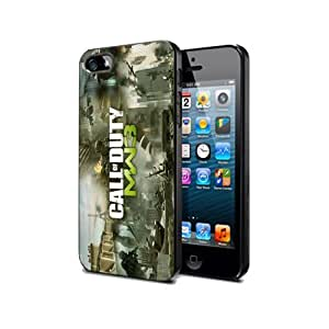Case Cover Silicone Sumsung S4 Call of Duty Modern Warfare 3 Codmw2 Game Protection Design