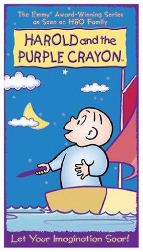 Amazon Com Harold The Purple Crayon Blame It On The Rain Fly