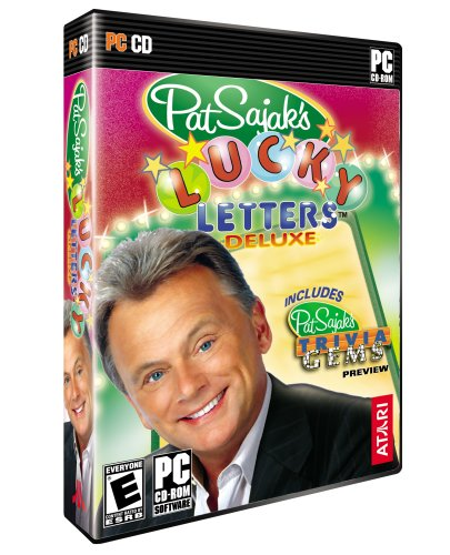 Pat Sajak's Lucky Letters Deluxe - PC ()