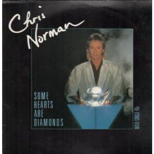 Chris Norman - Some Hearts Are Diamonds (1986, Bohlen) / Vinyl Maxi Single [vinyl 12