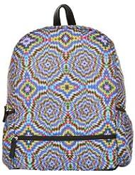 Mojo Backpacks Trippy Tye Die Backpack