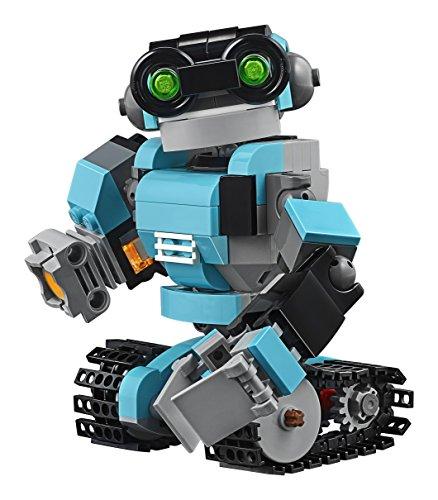 Review LEGO Creator Robo Explorer
