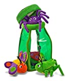 Melissa & Doug Deluxe Bug Jug Fill and Spill Soft Baby Toy