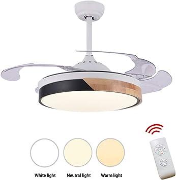 Nuevo ventilador de techo para el hogar con control remoto ...